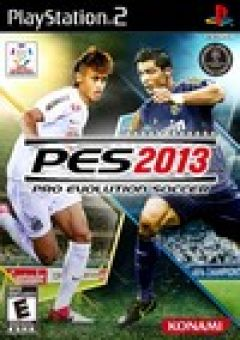 Jaquette de PES 2013 PlayStation 2
