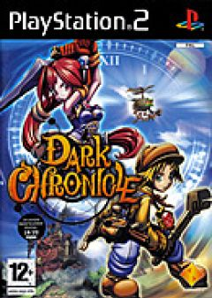 Jaquette de Dark Chronicle PlayStation 2