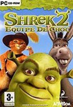 Jaquette de Shrek 2 : Equipe de Choc PC