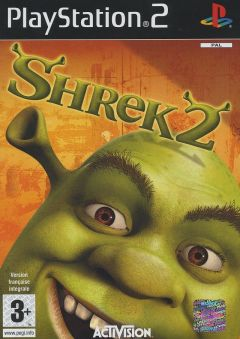 Jaquette de Shrek 2 : Equipe de Choc PlayStation 2