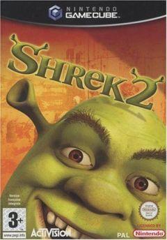 Jaquette de Shrek 2 : Equipe de Choc GameCube