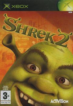 Jaquette de Shrek 2 : Equipe de Choc Xbox