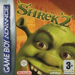 Jaquette de Shrek 2 : Equipe de Choc Game Boy Advance