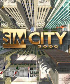 Jaquette de Sim City 3000 PC