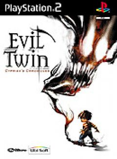 Jaquette de Evil Twin : Cyprien's Chronicles PlayStation 2