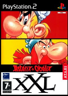 Jaquette de Astérix & Obélix XXL PlayStation 2