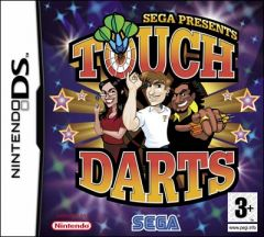 Jaquette de Touch Darts DS