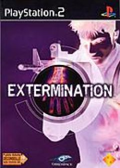 Jaquette de Extermination PlayStation 2