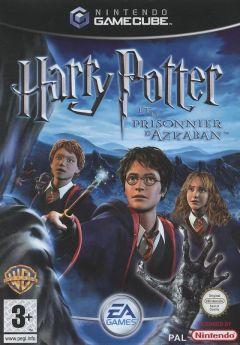 Jaquette de Harry Potter et le Prisonnier d'Azkaban GameCube