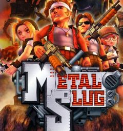 Jaquette de Metal Slug iPad