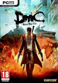 Jaquette de DMC : Devil May Cry PC