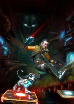 Jaquette de Magrunner PlayStation 3