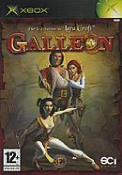Jaquette de Galleon Xbox