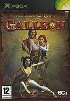 Jaquette de Galleon Xbox