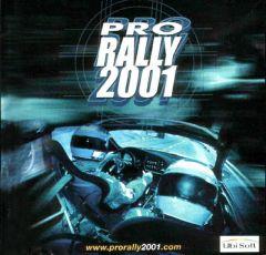 Jaquette de Pro Rally 2001 PC