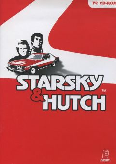 Jaquette de Starsky & Hutch PC