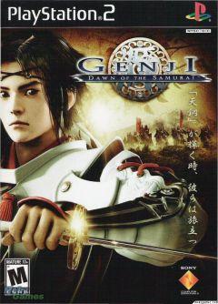 Jaquette de Genji PlayStation 2