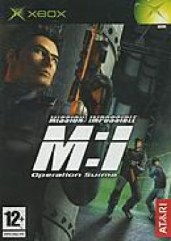 Jaquette de Mission : Impossible - Operation Surma Xbox