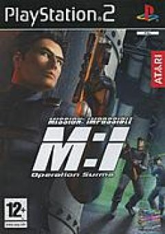 Jaquette de Mission : Impossible - Operation Surma PlayStation 2