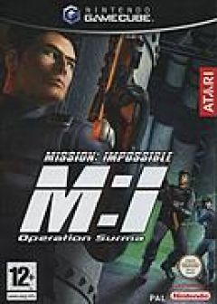 Jaquette de Mission : Impossible - Operation Surma GameCube