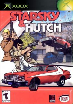 Jaquette de Starsky & Hutch Xbox