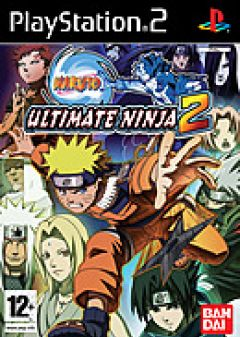 Jaquette de Naruto : Ultimate Ninja 2 PlayStation 2