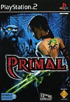 Jaquette de Primal PlayStation 2