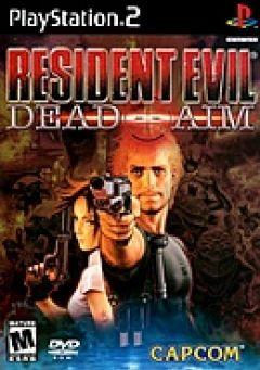Jaquette de Resident Evil : Dead Aim PlayStation 2