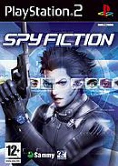 Jaquette de Spy Fiction PlayStation 2