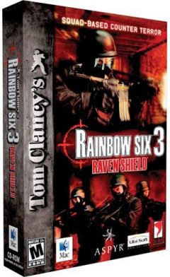 Jaquette de Rainbow Six 3 : Raven Shield Mac