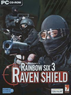 Jaquette de Rainbow Six 3 : Raven Shield PC