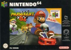 Jaquette de Mario Kart 64 Nintendo 64