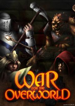 Jaquette de War for the Overworld PC