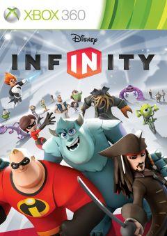 Jaquette de Disney Infinity Xbox 360