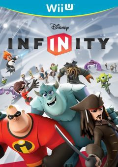 Jaquette de Disney Infinity Wii U
