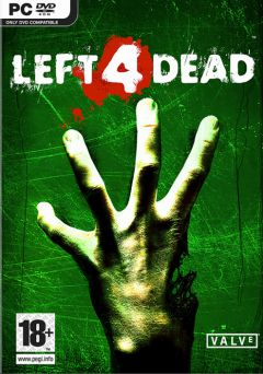 Jaquette de Left 4 Dead PC