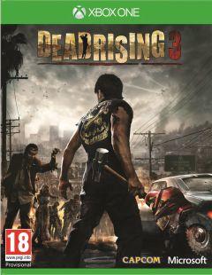 Jaquette de Dead Rising 3 Xbox One