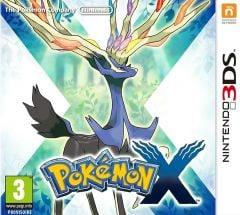 Jaquette de Pok�mon X Nintendo 3DS