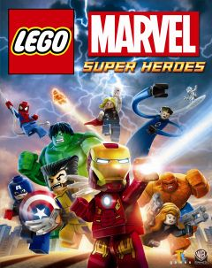 Jaquette de LEGO Marvel Super Heroes PC