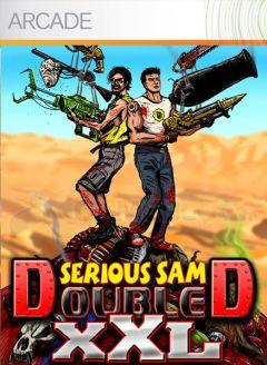 Jaquette de Serious Sam Double D XXL Xbox 360