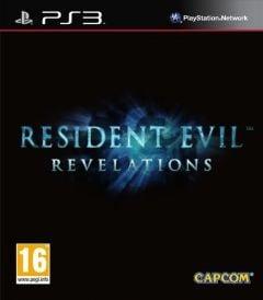 Jaquette de Resident Evil : Revelations PlayStation 3