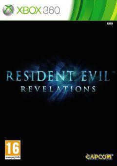 Jaquette de Resident Evil : Revelations Xbox 360