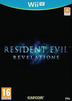 Jaquette de Resident Evil : Revelations Wii U