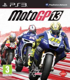 Jaquette de MotoGP 13 PlayStation 3