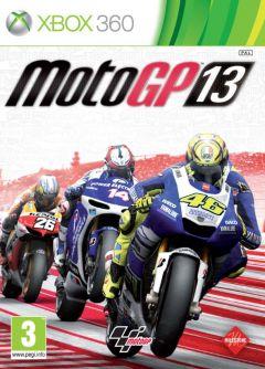 Jaquette de MotoGP 13 Xbox 360