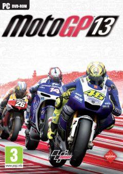 Jaquette de MotoGP 13 PC