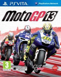 Jaquette de MotoGP 13 PS Vita