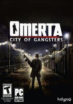 Jaquette de Omerta : City of Gangsters PC