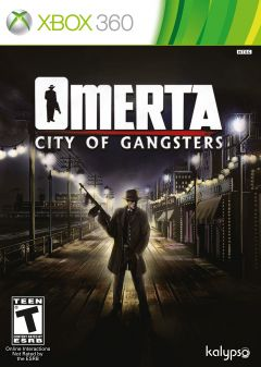 Jaquette de Omerta : City of Gangsters Xbox 360