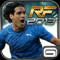 Jaquette de Real Football 2013 iPad